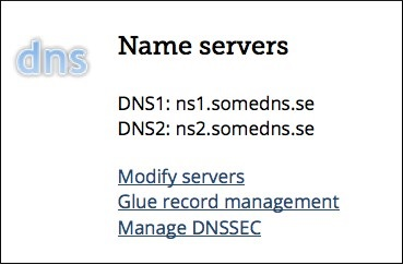 Name-servers